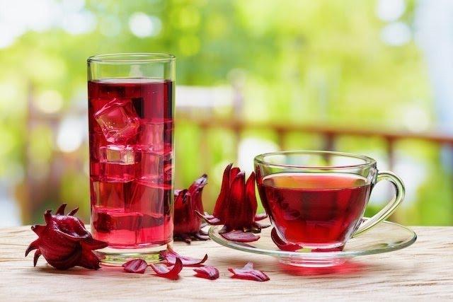 5 chás para emagrecer e perder barriga